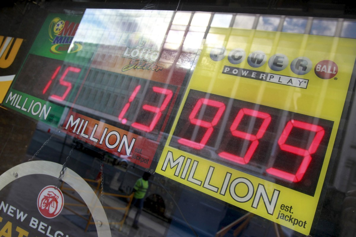 Powerball - World S Largest Jackpot Key Numbers About Giant Powerball Drawing Nbc News