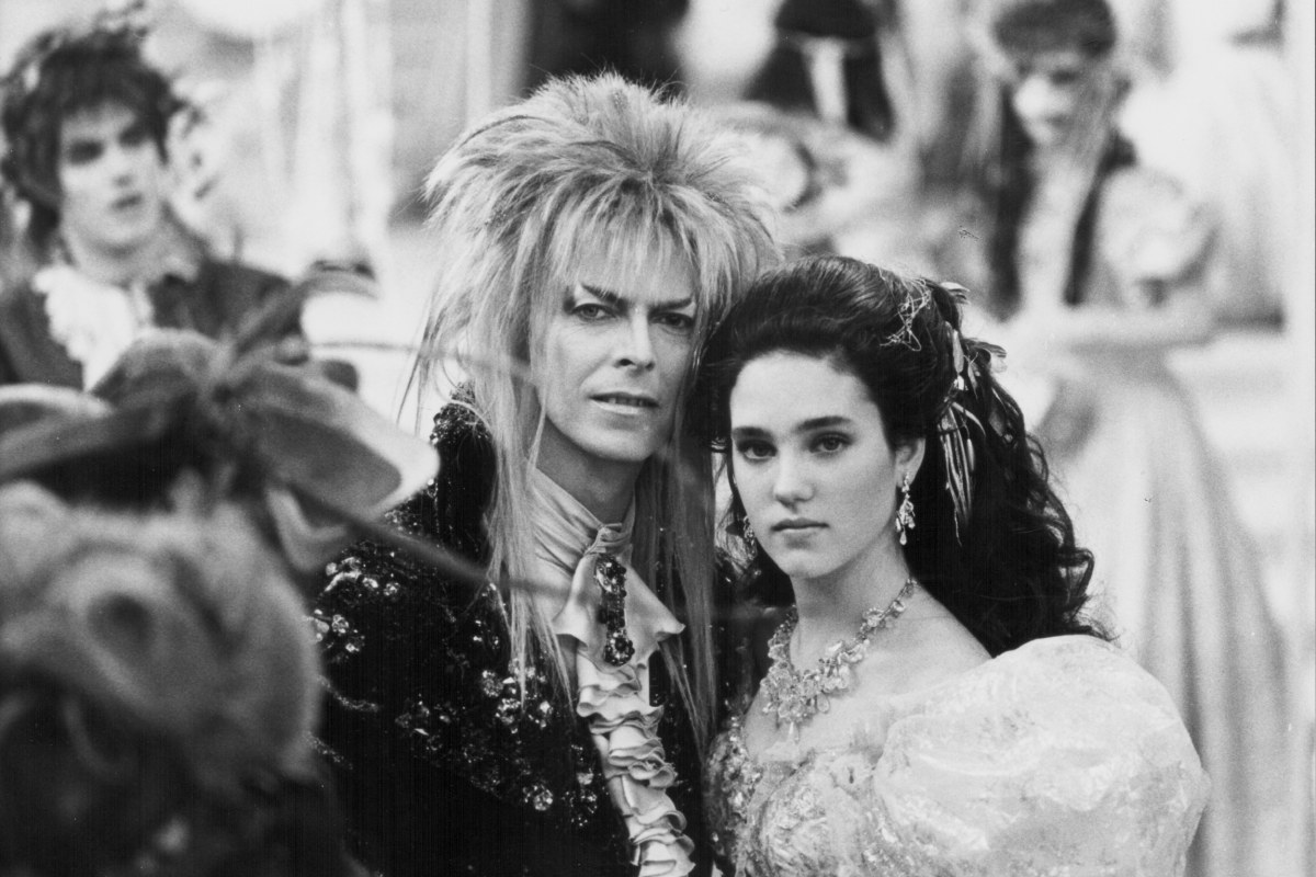 David Bowie's Best-Loved Characters: Ziggy Stardust to ... Labyrinth David Bowie