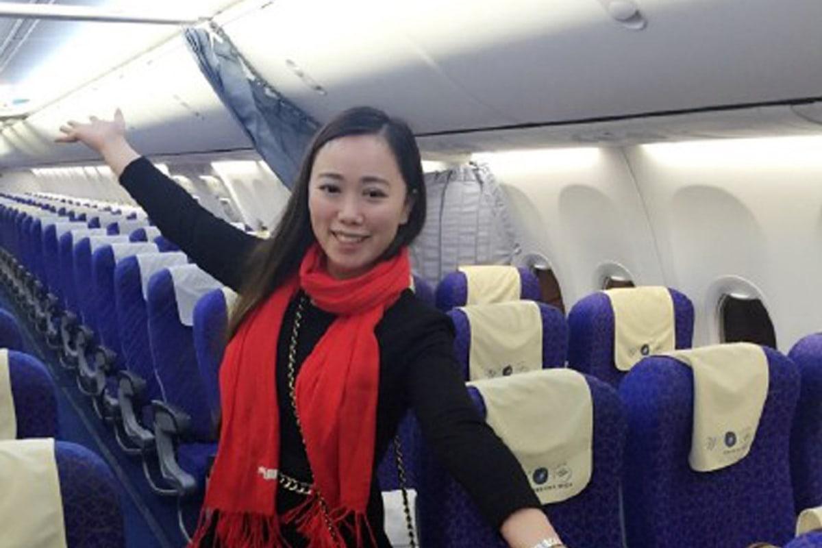 Image: CHINA-TRAVEL-AVIATION-NEW YEAR-OFFBEAT