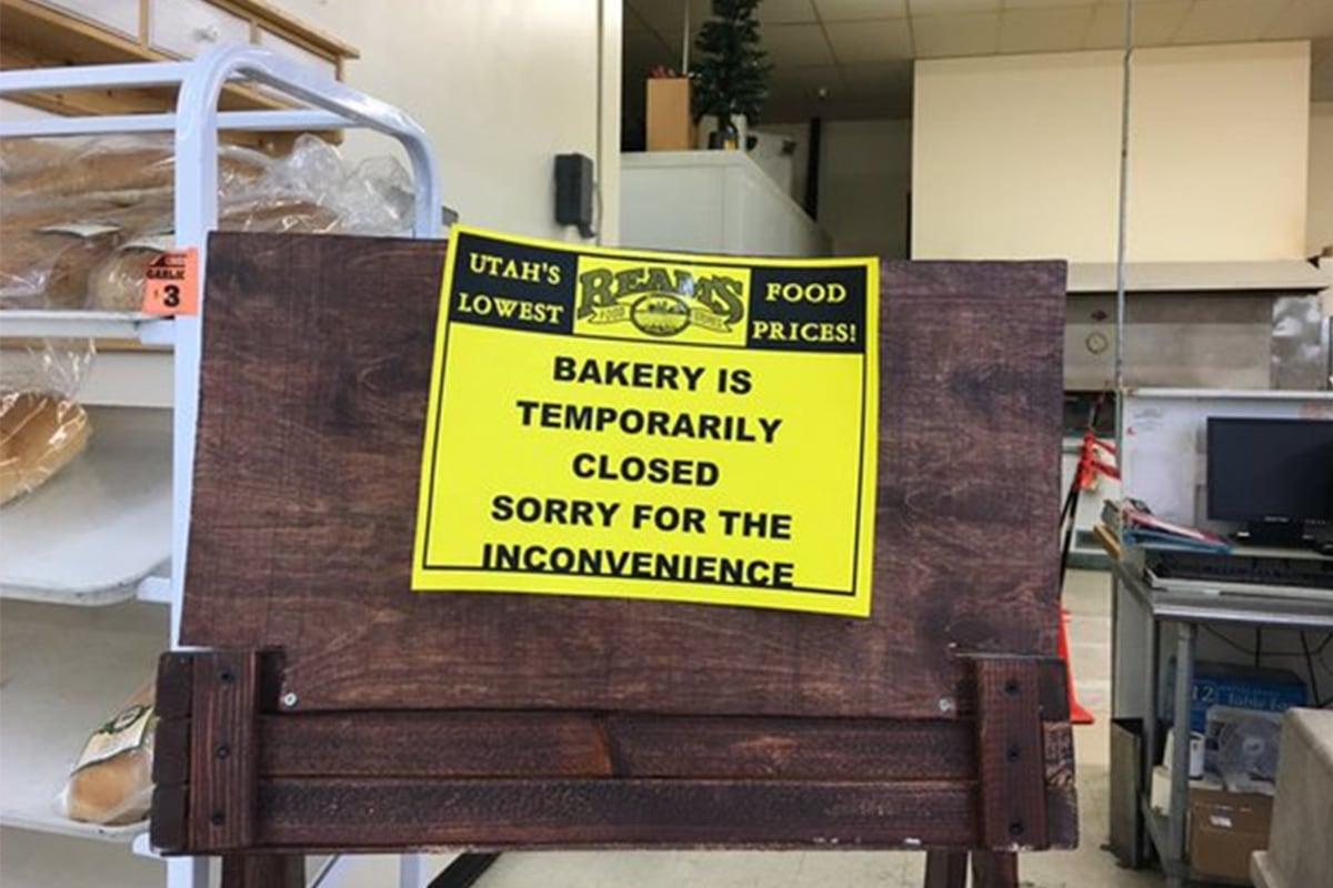 Reams Food Store Salt Lake City