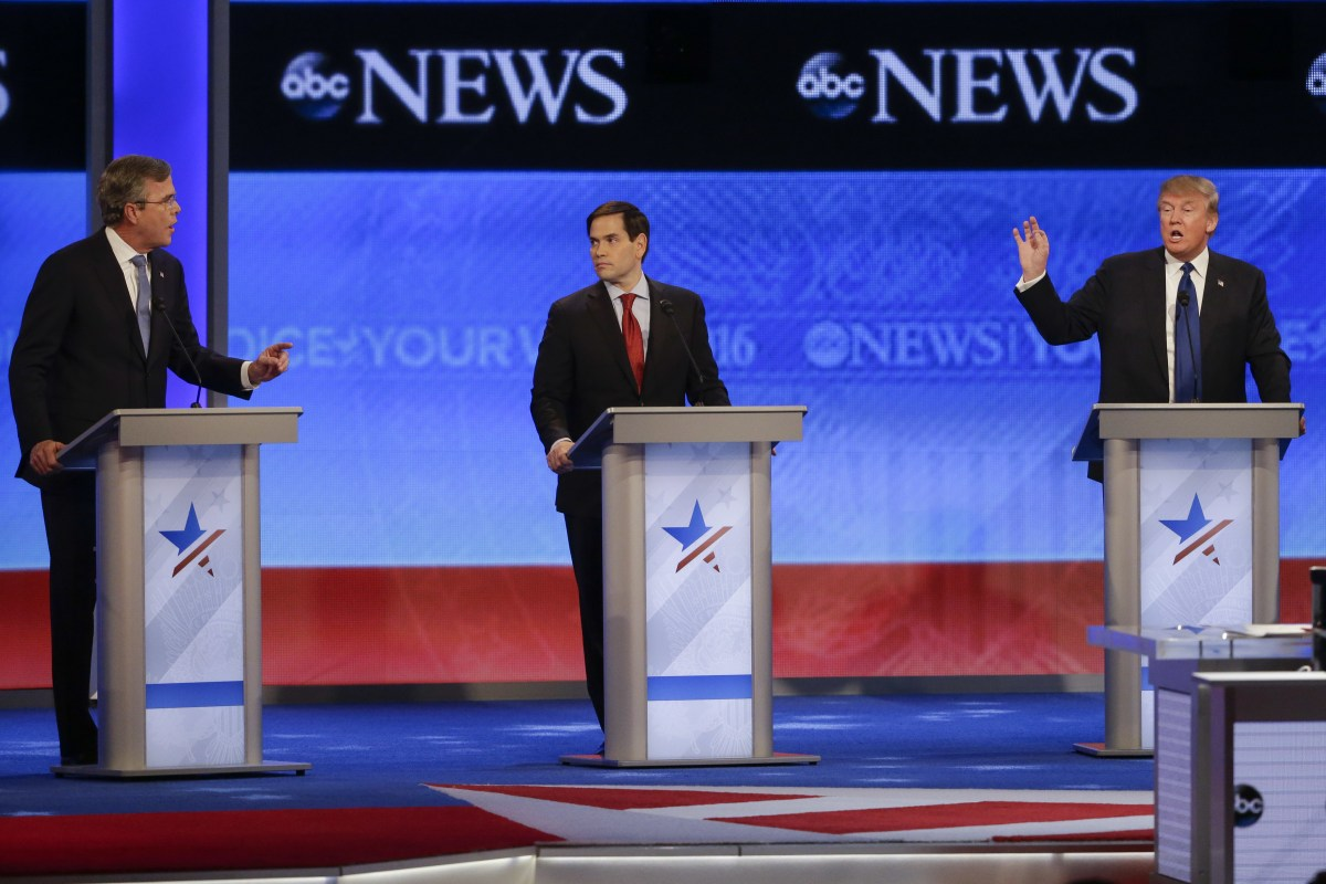 Four Takeaways From the 2016 New Hampshire GOP Debate - NBC News