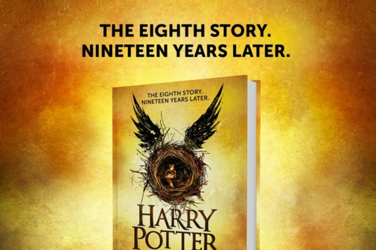 Harry Potter 8 Buch