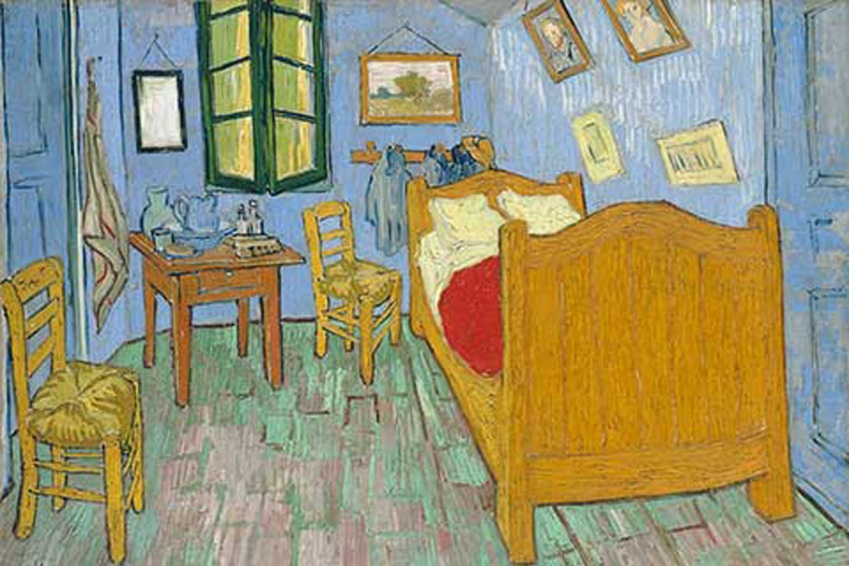 of chicago rents replica of van gogh painting on airbnb nbc news