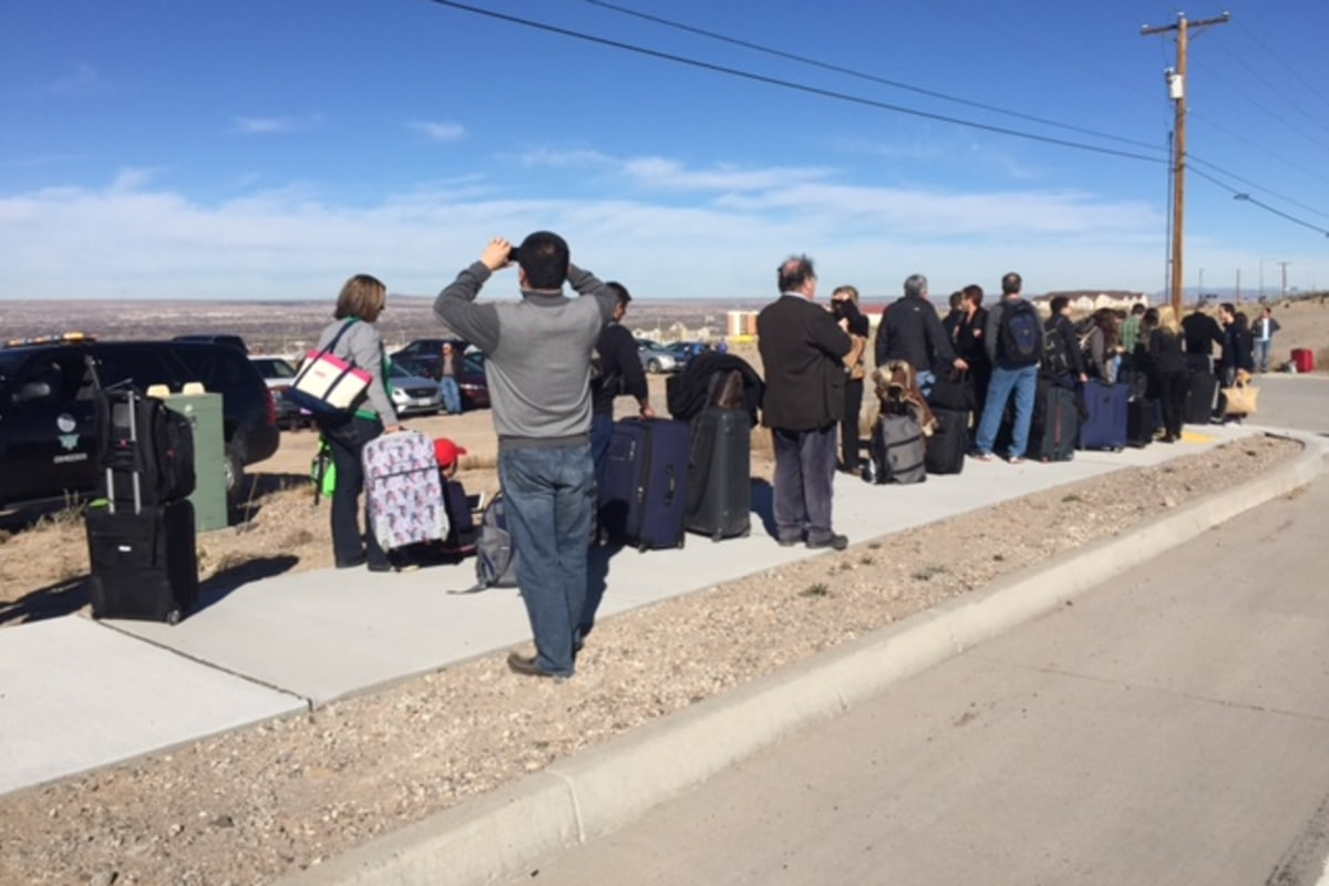 Bomb On Rental Car Disarmed At Albuquerque Airport