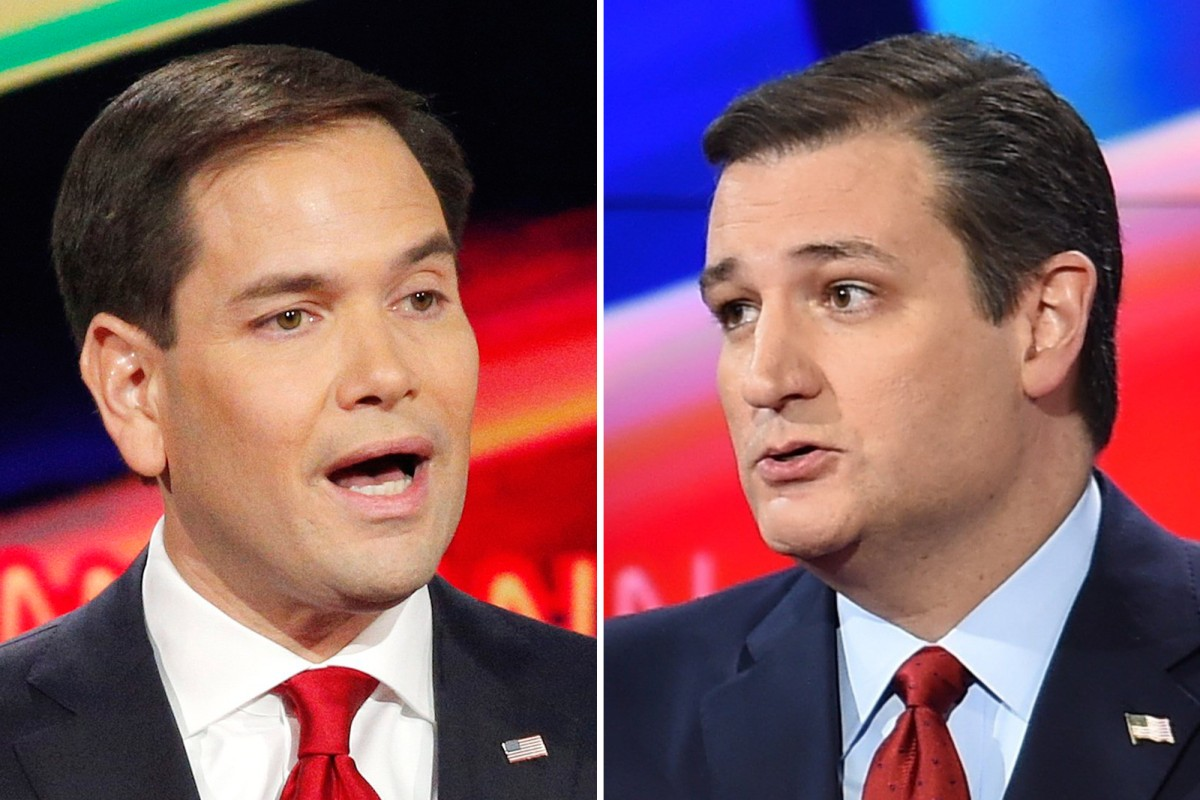 the childish republican debate between rubio cruz and trump With super tuesday behind us and donald trump holding a large lead, thursday night's gop debate comes at a crucial time for his chief rivals marco rubio and ted cruz, and all but a last chance.