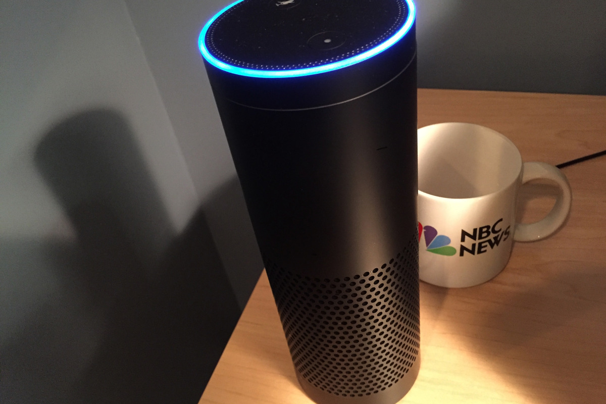 NBC News Launches Amazon Echo Alexa App Around Decision ... Alexa App