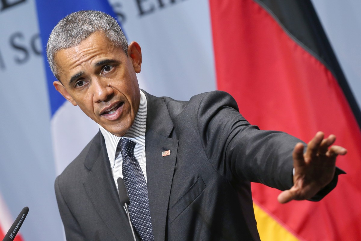 President Obama, Frustrated With Allies, Calls Out the ...