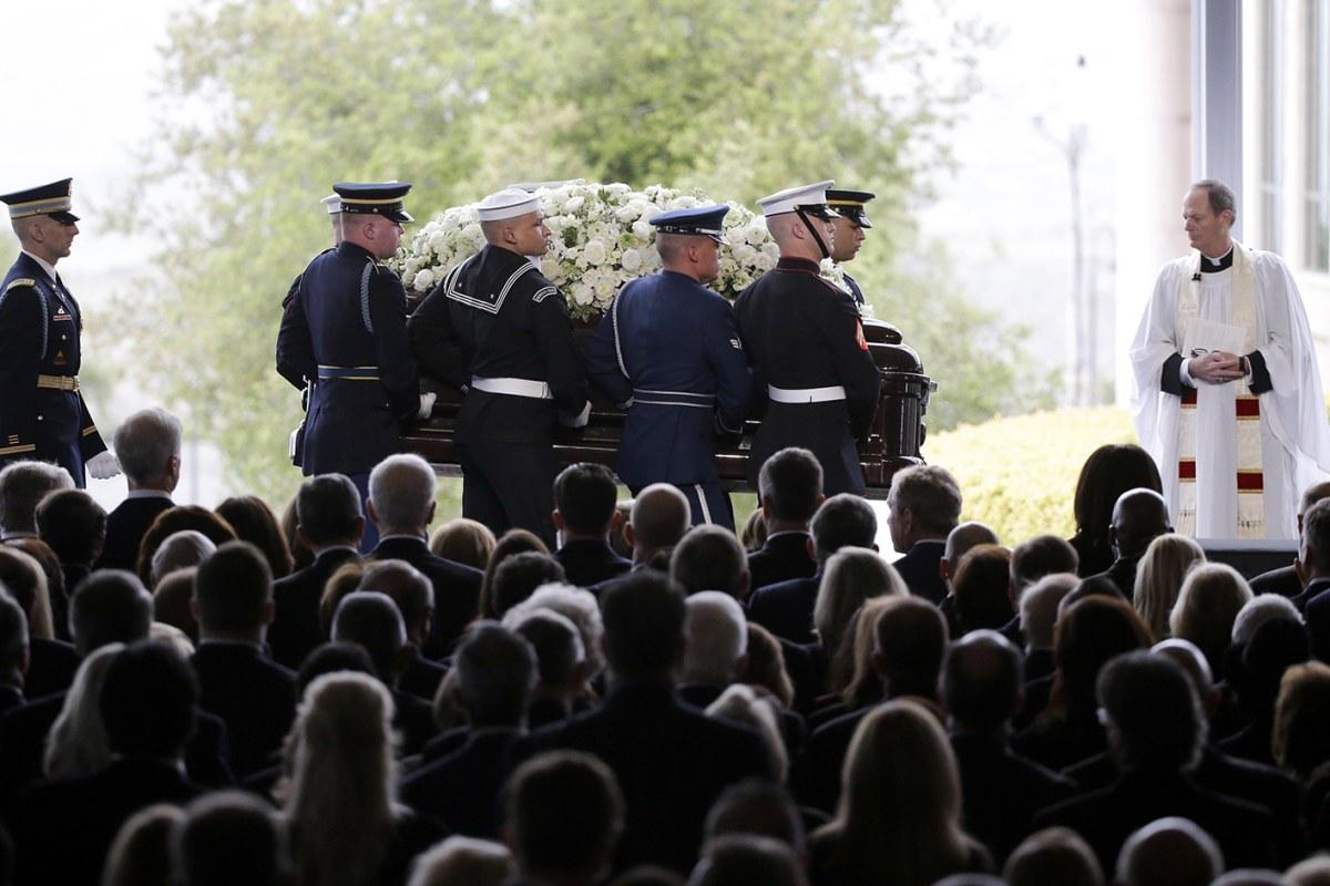Http Www Nbcnews Com News Us News Nancy Reagan Honored Funeral Memories Laughter Tears N536831