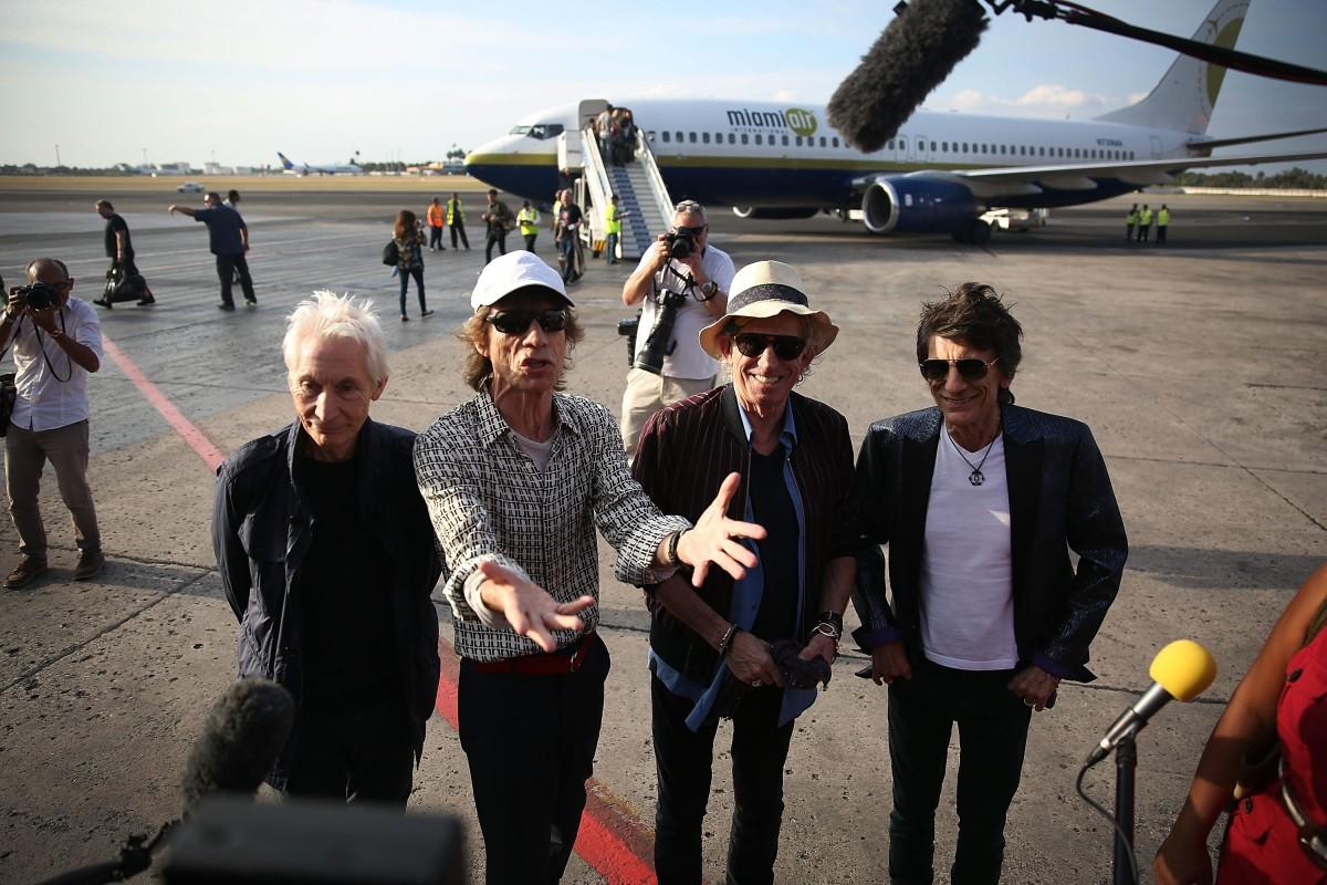 Image: Havana Prepares For Rolling Stones Concert