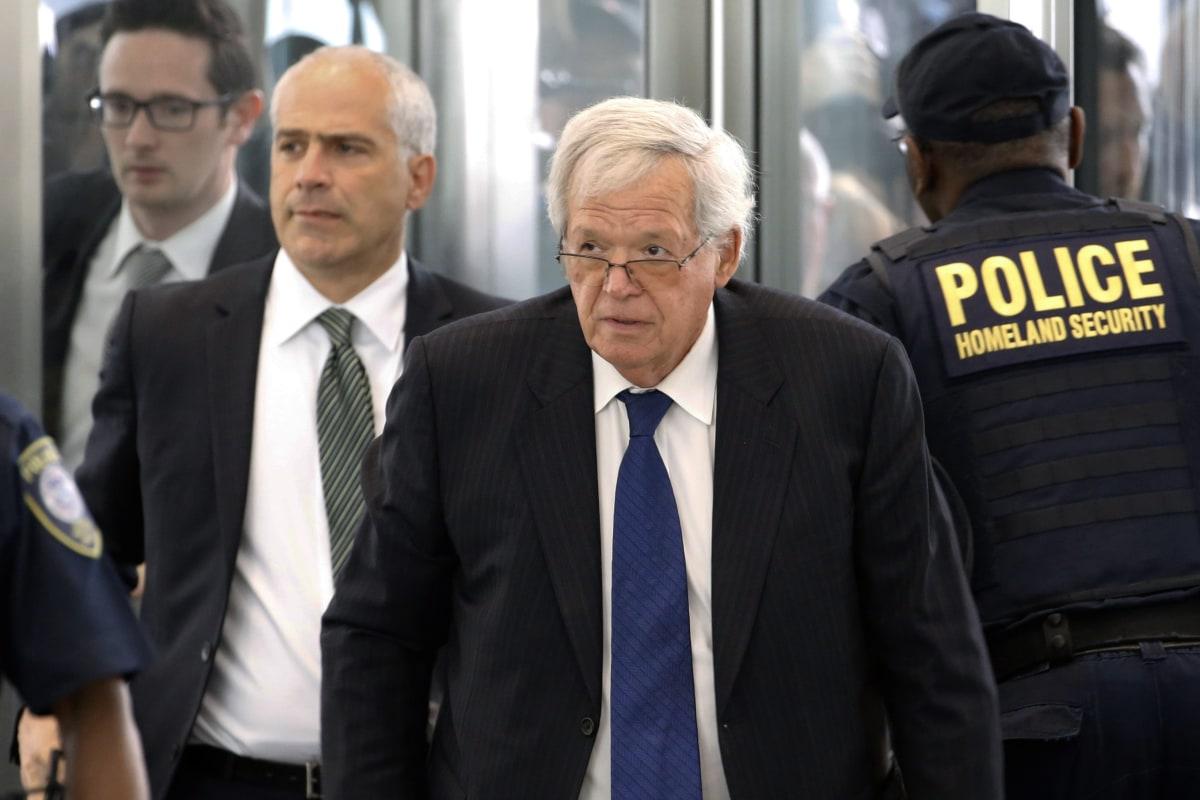 Ex-Speaker Dennis Hastert out of Federal Prison Hospital – NBCNews.com