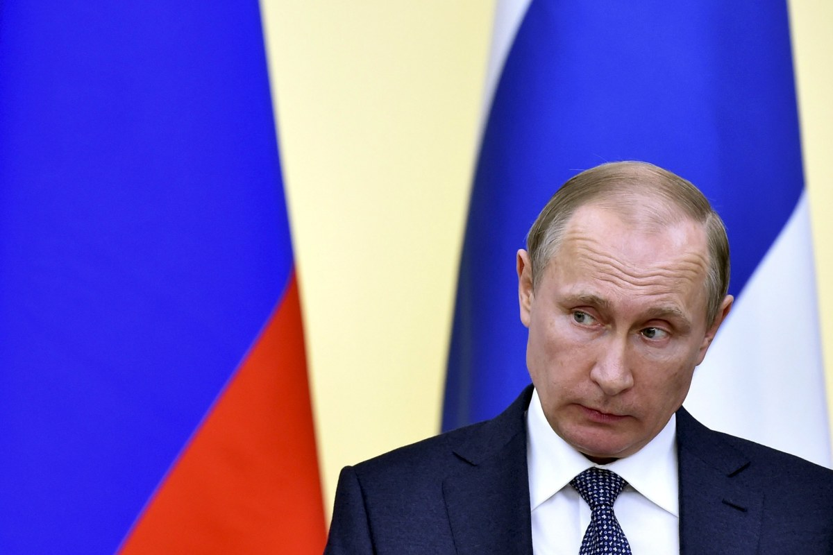 vladimir putin essay Facebook censors sotn: started with 'secret history revealed' essay on vladimir putin why would one post cause facebook to take such extreme measures.