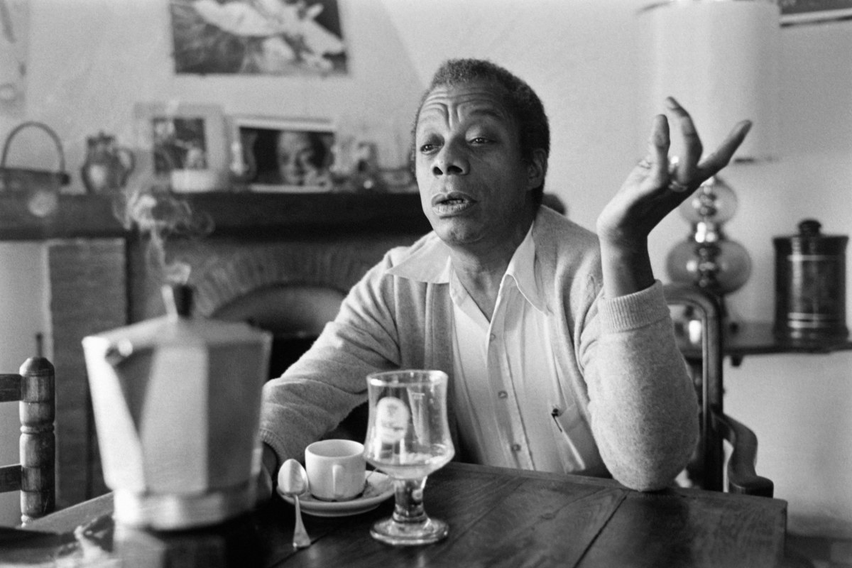 essayist james baldwin wrote about the 1 point In his searing and moving essay, james baldwin the atlanta child murders comprise the starting point for the evidence of things not seen james baldwin.