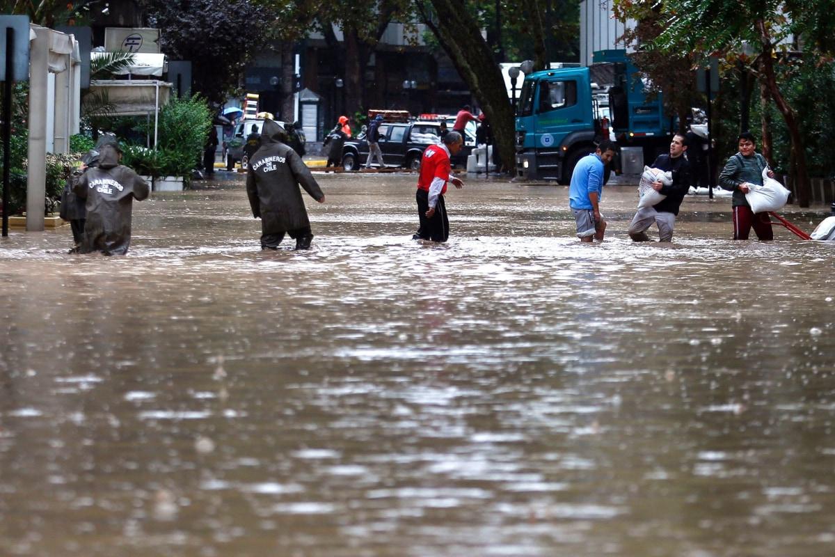 Natural Disasters In Algeria