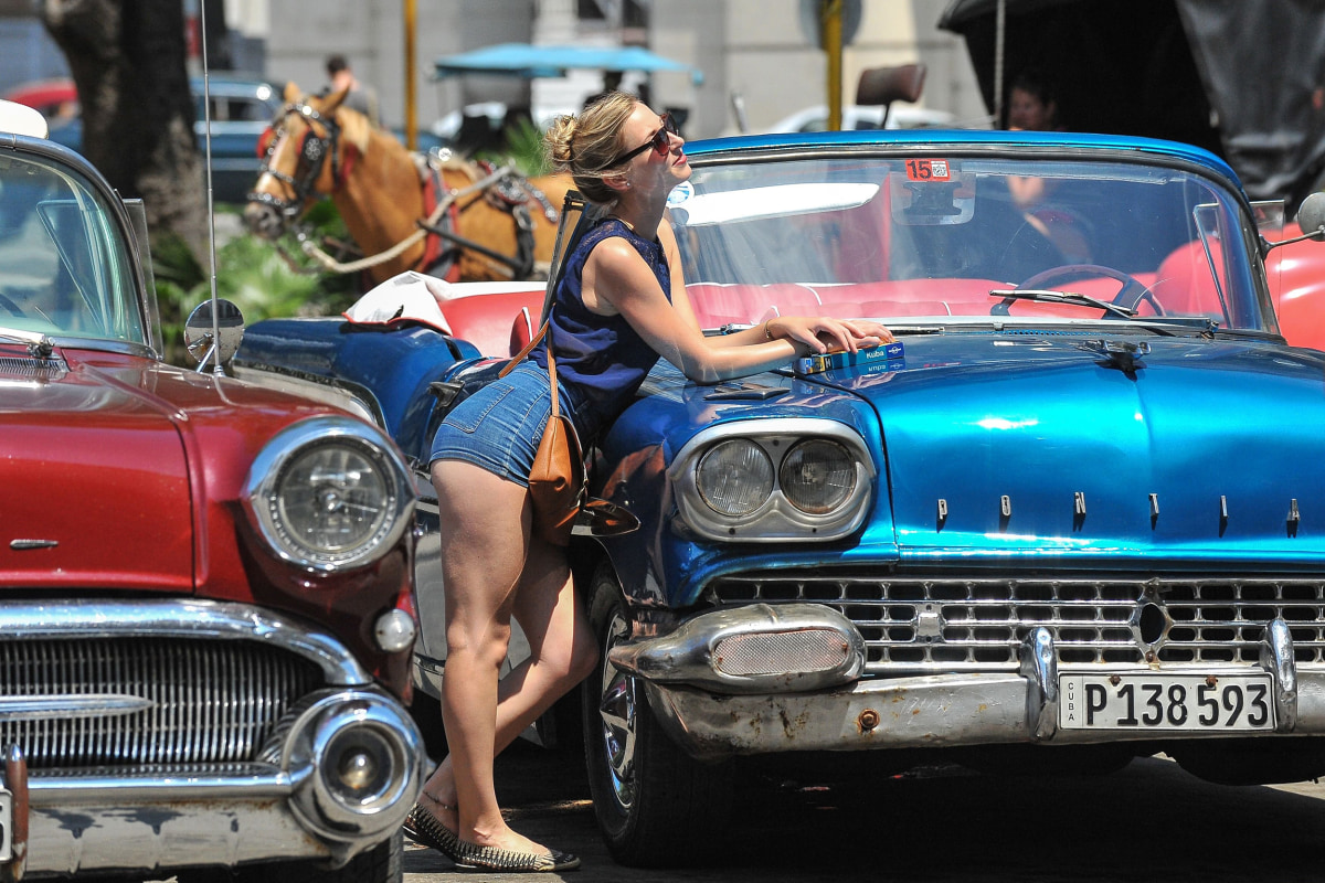 Thinking About Going To Cuba This Summer? Here's How To Do It  Nbc News