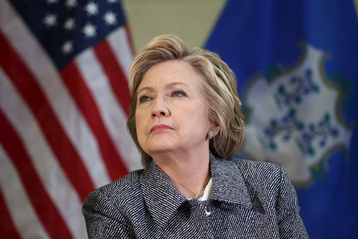 Judge: It 'May Be Necessary' to Depose Hillary Clinton in ... Hilary