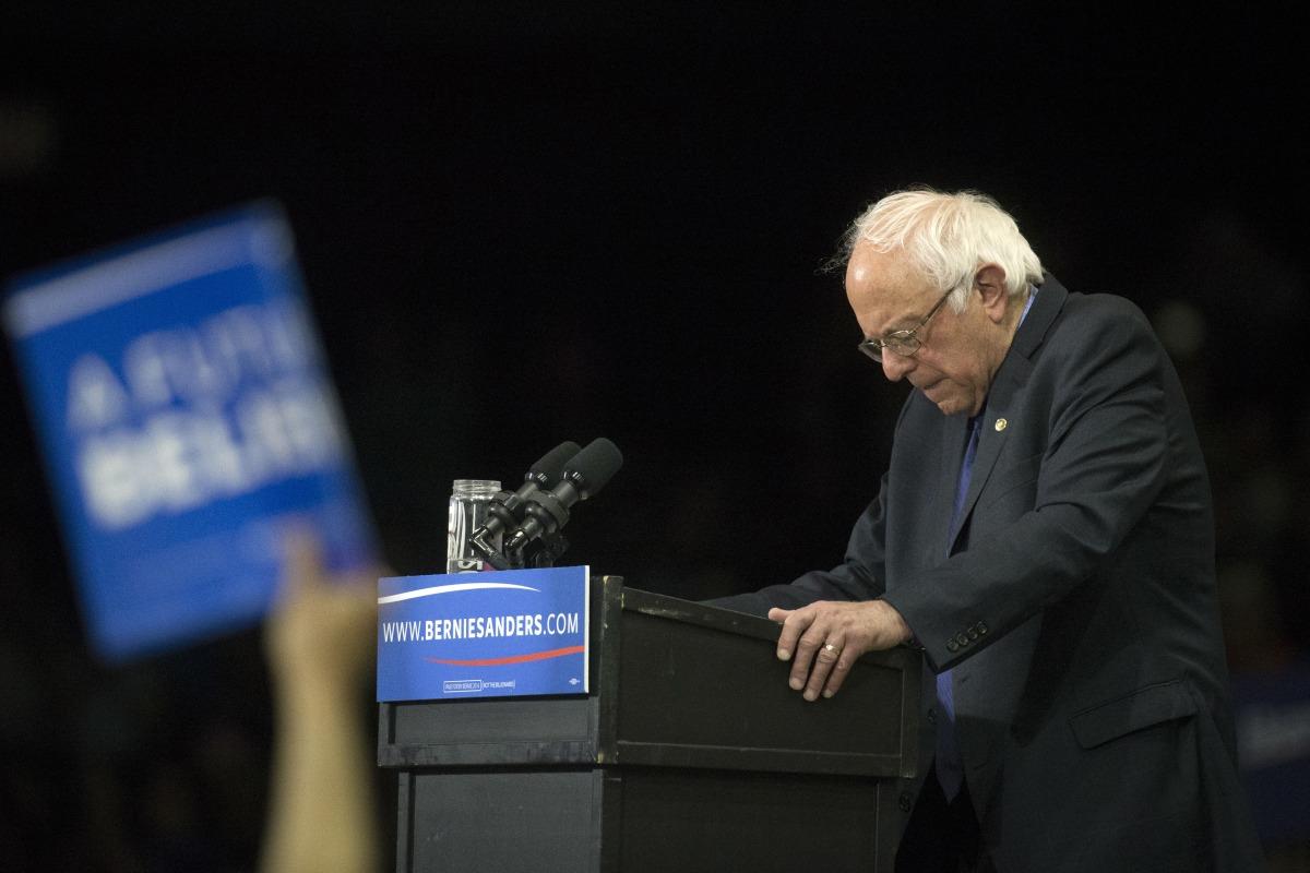 What Is Bernie Sanders' Plan B? - NBCNews.com