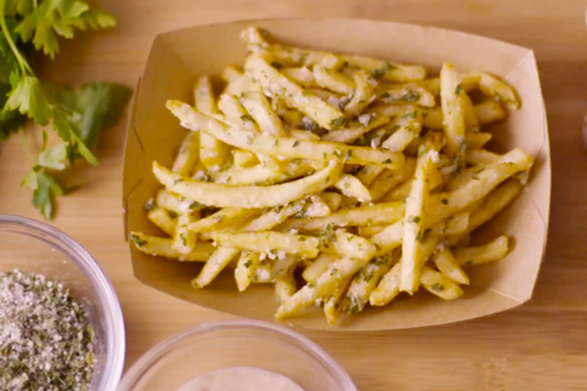 McDonald's Starts Serving Up Garlic Fries in San Francisco ...