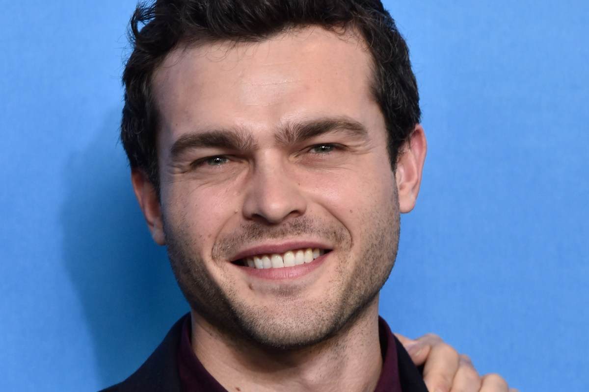 Alden ehrenreich wins role of young han solo in 39 star wars for The alden