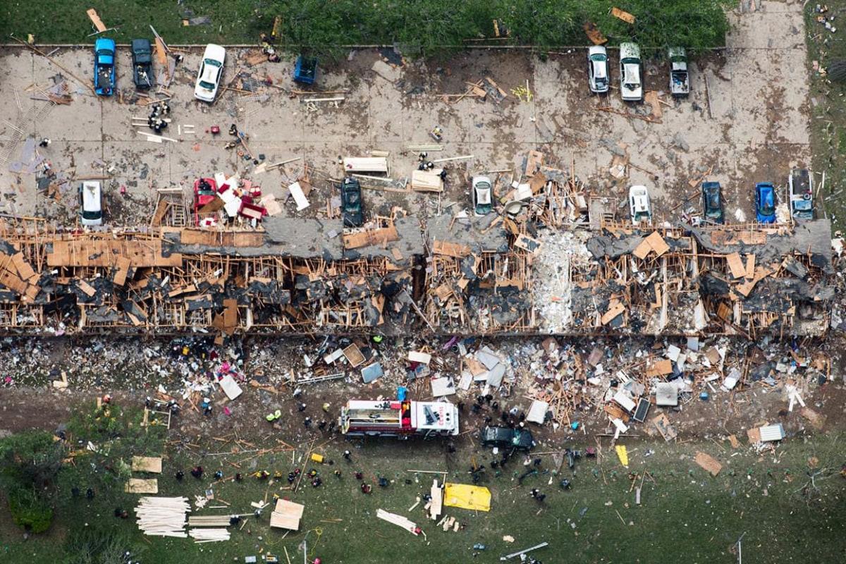 Deadly West, Texas, Fertilizer Plant Explosion Was ...