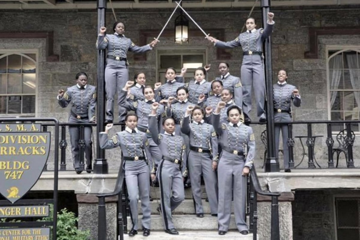 Dating west point cadet