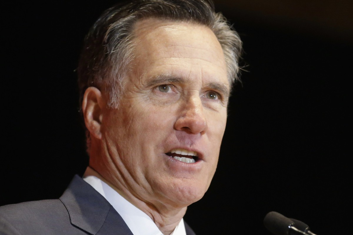 mitt romney meet the press video donald