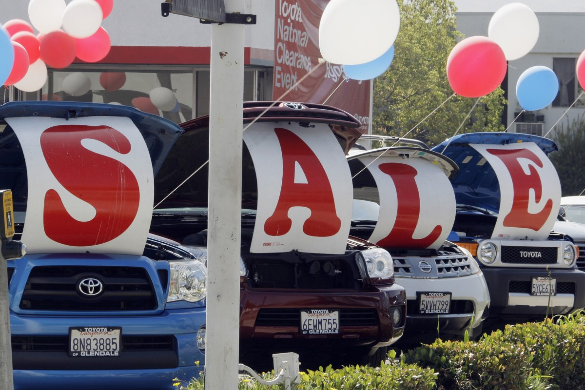 Why Right Now Might Be The Time To Buy Or Lease A Used Car