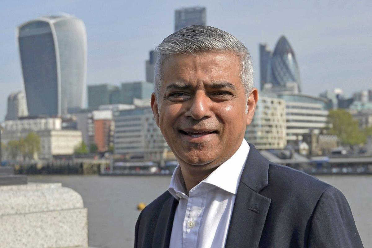 London Mayor Sadiq Khan Wants to 'Educate' Trump on Islam - NBC News