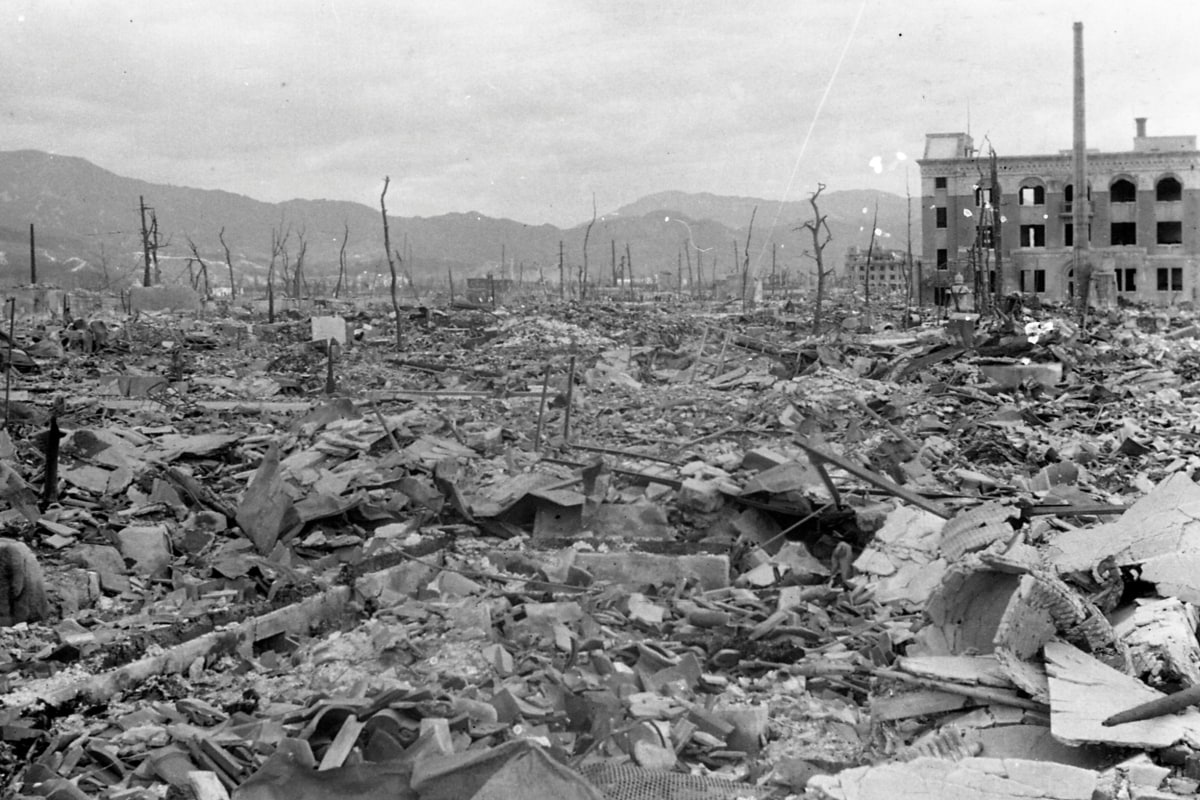 after the bomb essay The ethics of war: hiroshima and nagasaki after 50  after establishing their  to those accepted by the united states after the dropping of the bomb: in.