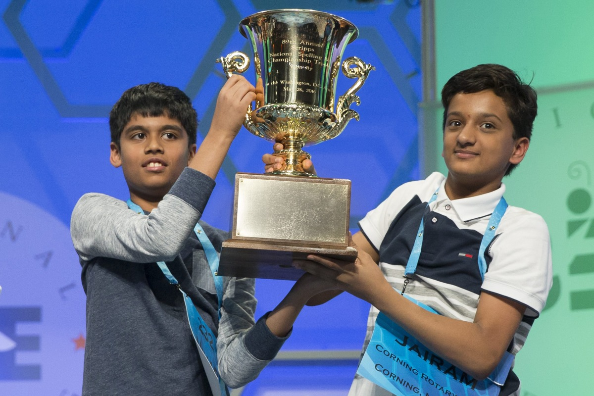 Scripps national spelling bee ends in tie for 3rd year nbc news