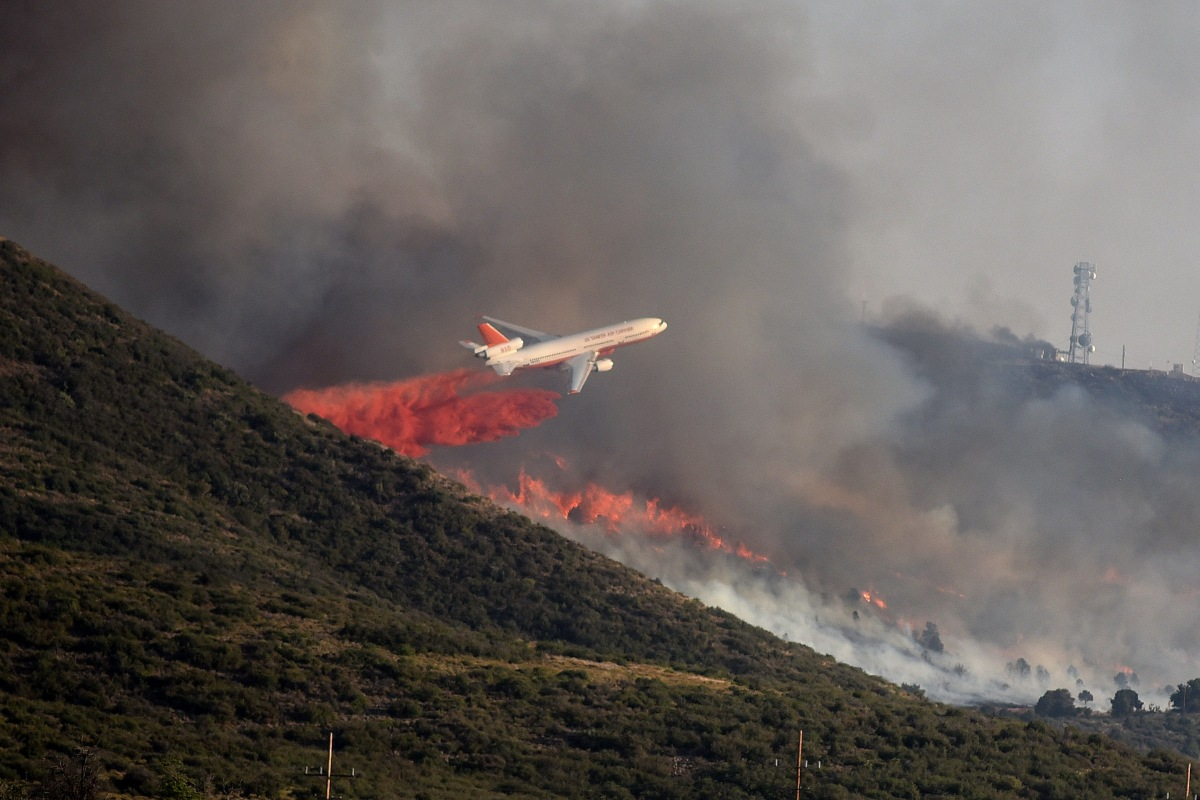Arizona yavapai county yarnell - Brush Fire Threatens Arizona Town Of Yarnell Near Scene Of Deadly 2013 Blaze Nbc News
