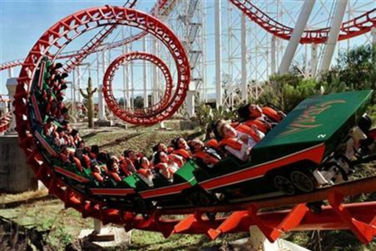 About The Park | Six Flags Haiyan |