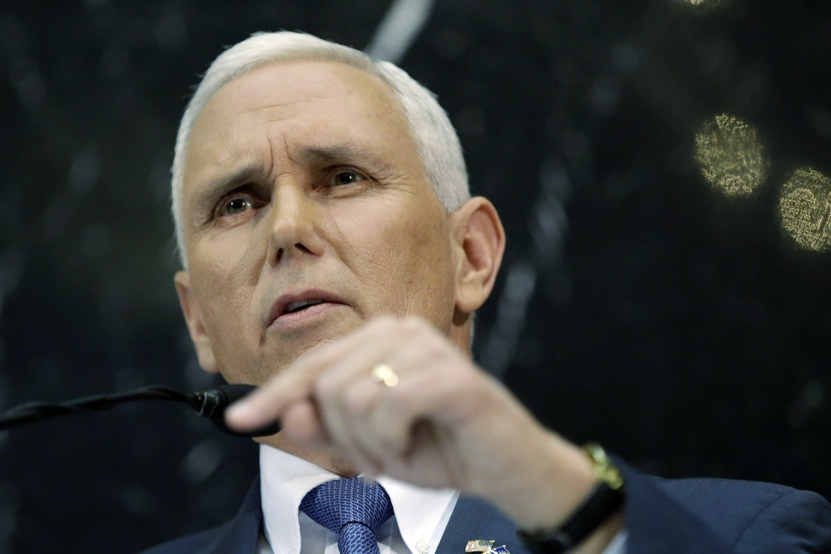 Who is mike pence nbc news