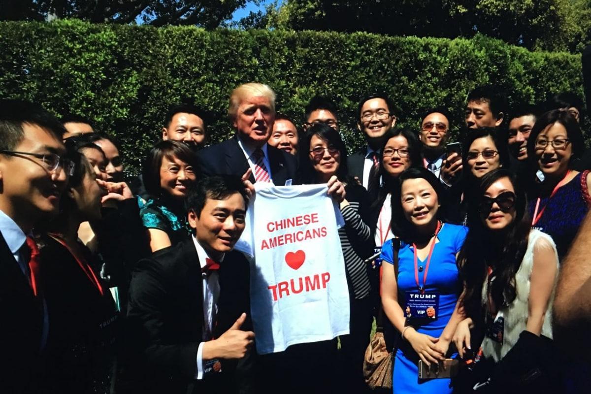 Republican Diversity Coalition Plans Trump Election ...
