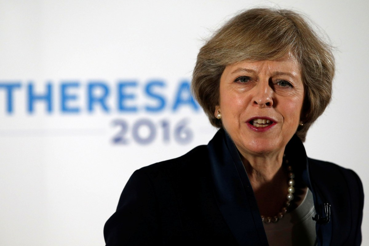 single women in theresa Theresa may stated that  of free movement in the single  in a way that could discriminate against women and could be counter to what is our.