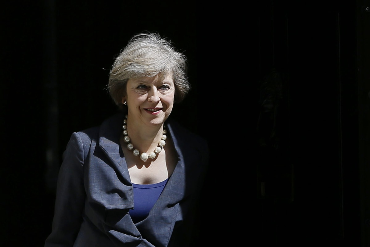 Theresa May: 'Bloody Difficult Woman' Is New U.K. Prime ...
