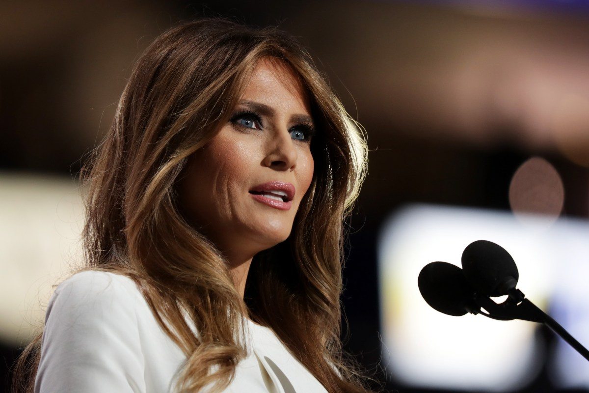 melania trump move libel suit
