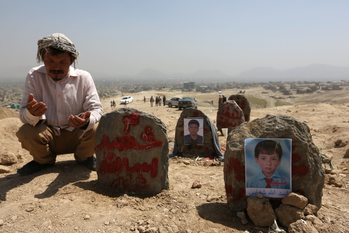 Civilian Death Toll Reaches Record as Afghan Troops Fight ...