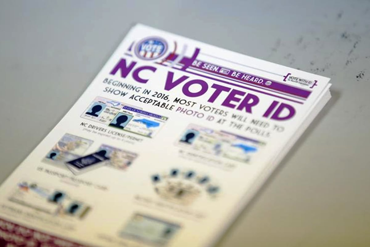 the controversy over voter identification laws essay Modeling the effect of photo identification requirements on voter much debate over the impact various voter id laws have identification requirements on voter.