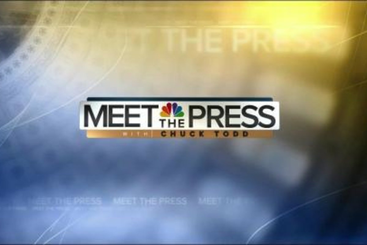 why no meet the press today