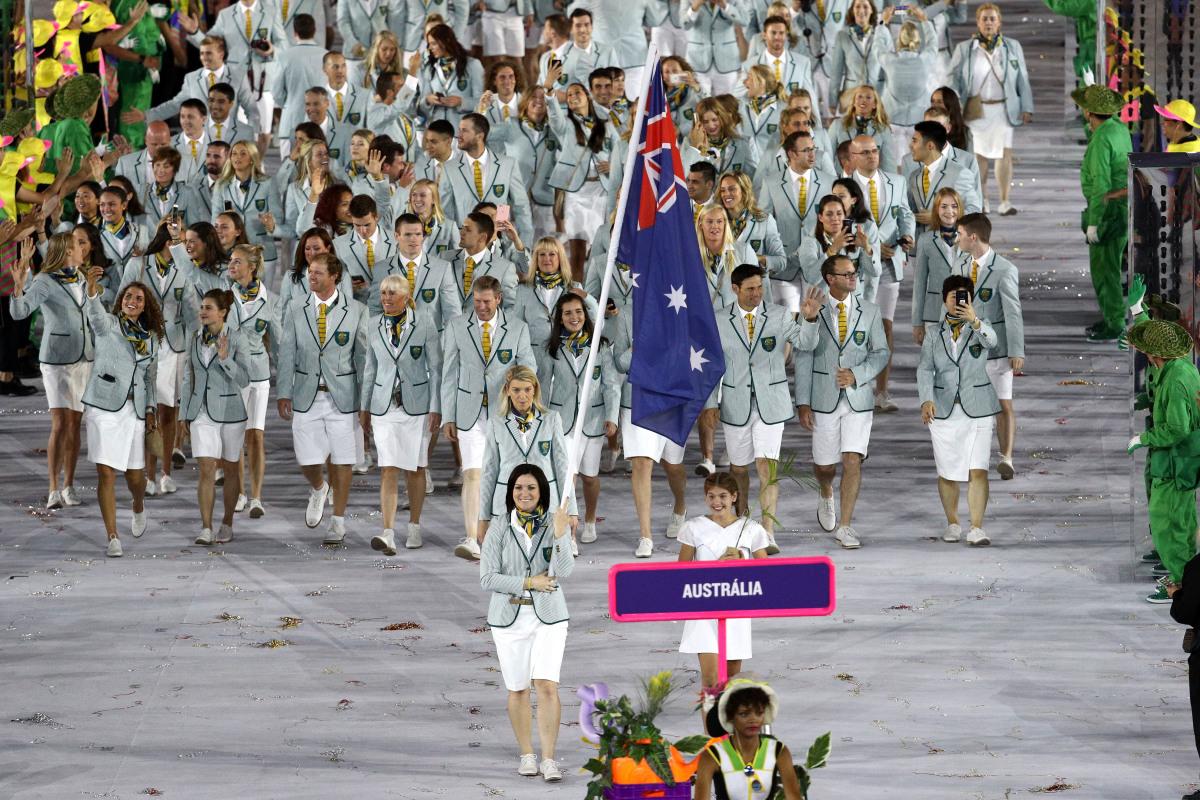 Rio olympics dates in Australia