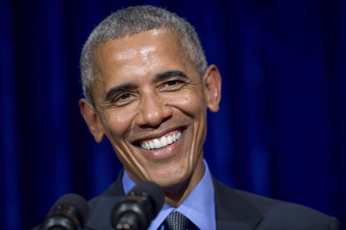 Barack Obama Urges Americans to Challenge Trump's 'Wacky Ideas' - NBC ...
