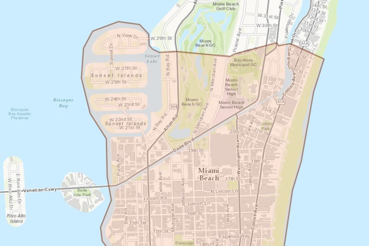Florida Zika Count Hits  Local Cases NBC News - Map of florida counties with zika