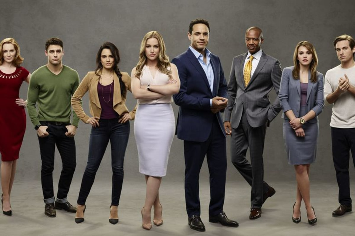 39 drop dead diva 39 creator set to debut new show 39 notorious - Drop dead diva script ...