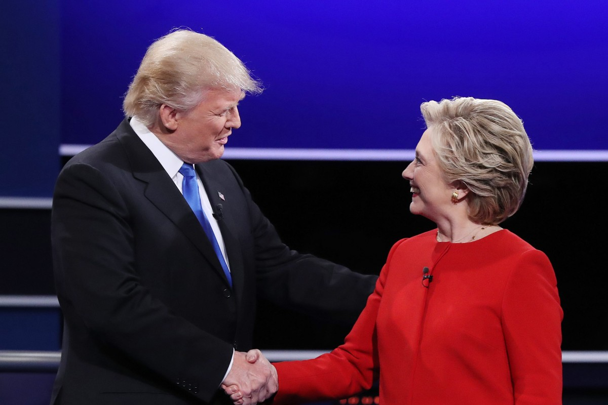 the key points of the presidential debate The first third of the first presidential debate of 2016 was as close to a  he also  struggled on key issues like his taxes wherein he appeared to.