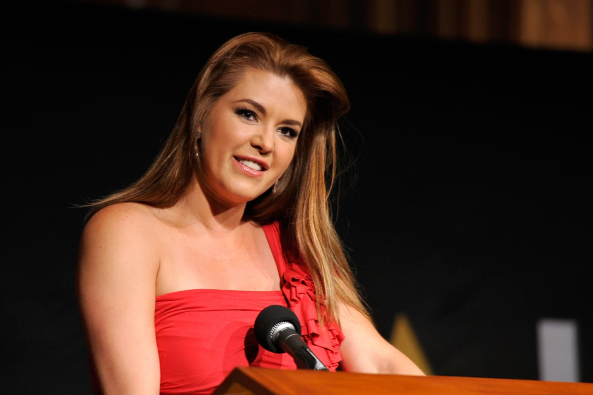 Who's Alicia Machado, the Woman Trump Allegedly Called 'Miss Piggy ...