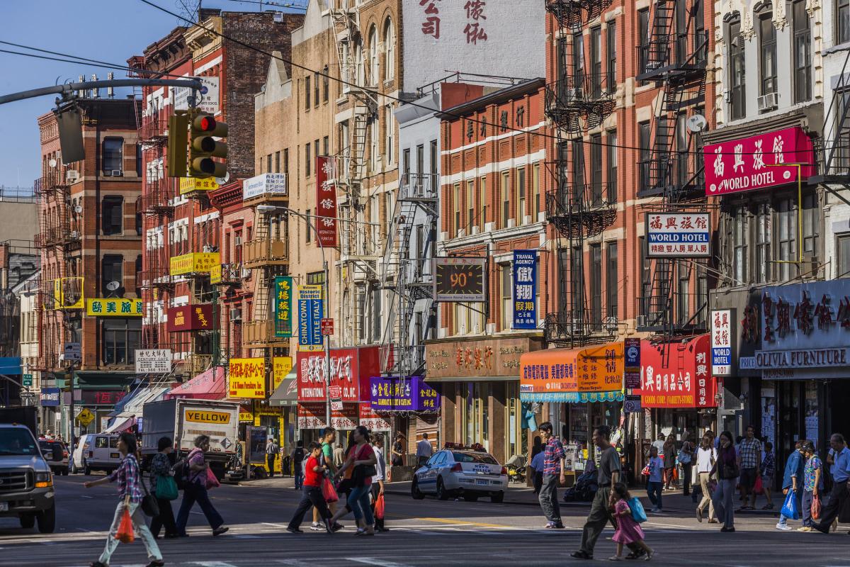 New york city asian dating