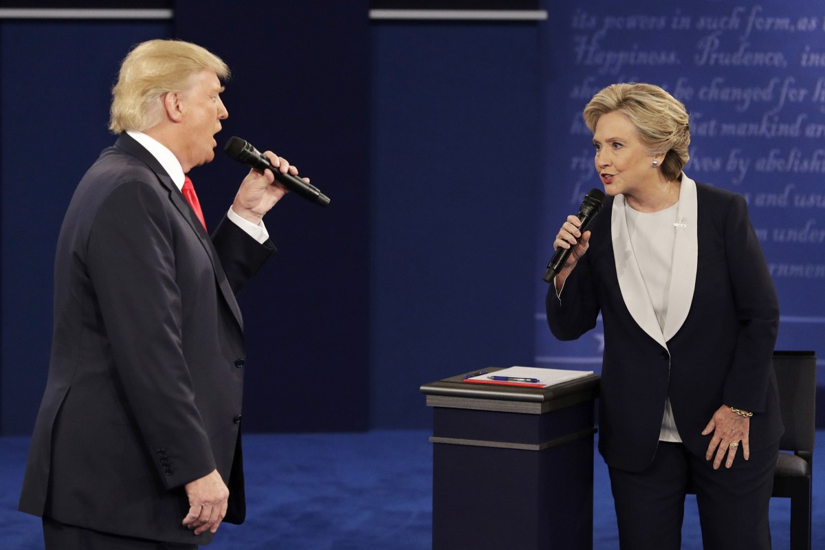 Highlights From the Second 2016 Presidential Debate - NBC News