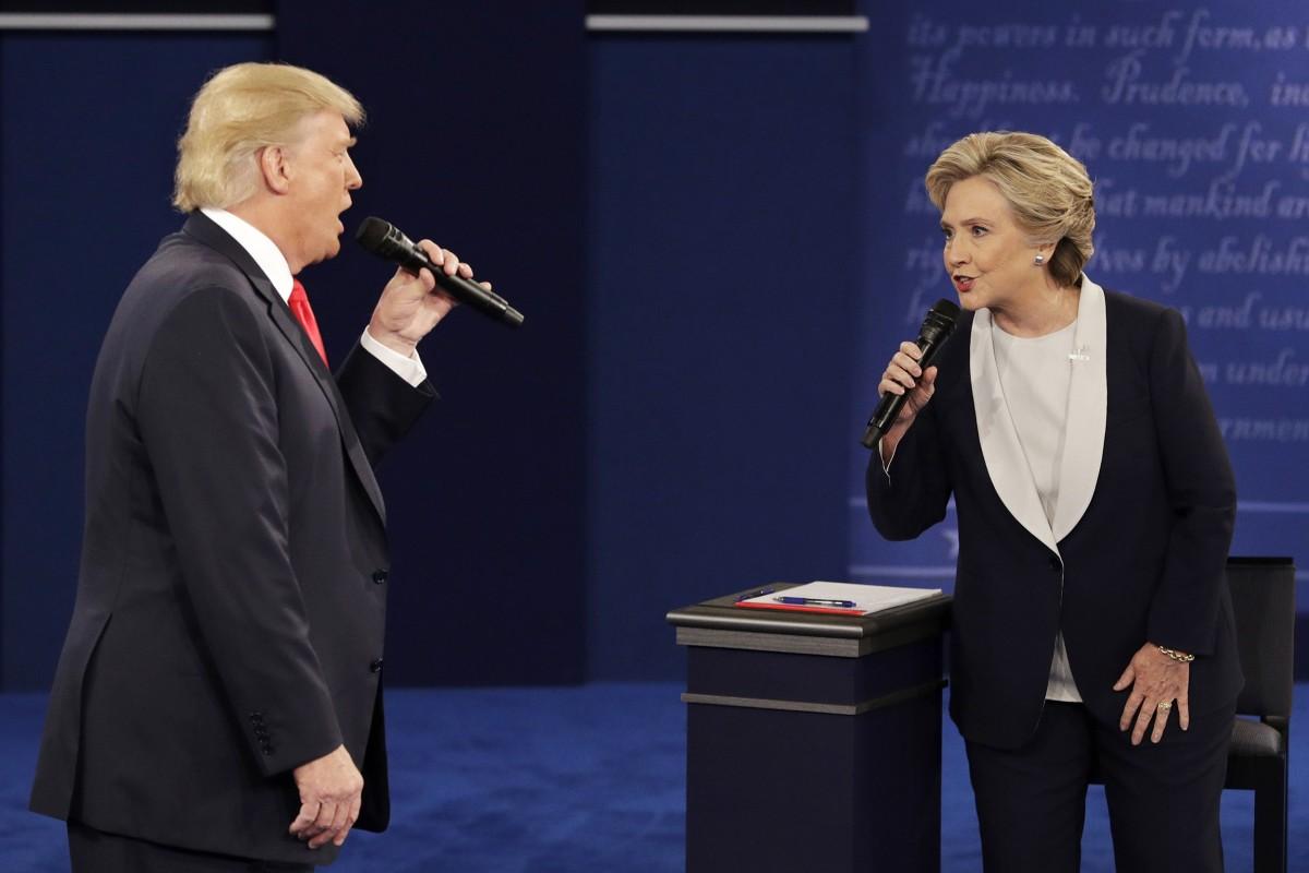trump misfires debate claim