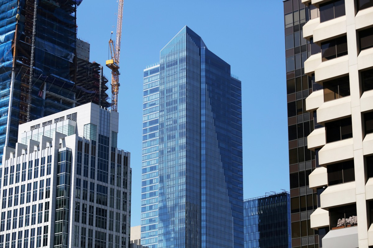 Sinking San Francisco High Rise Sparks Fears Among