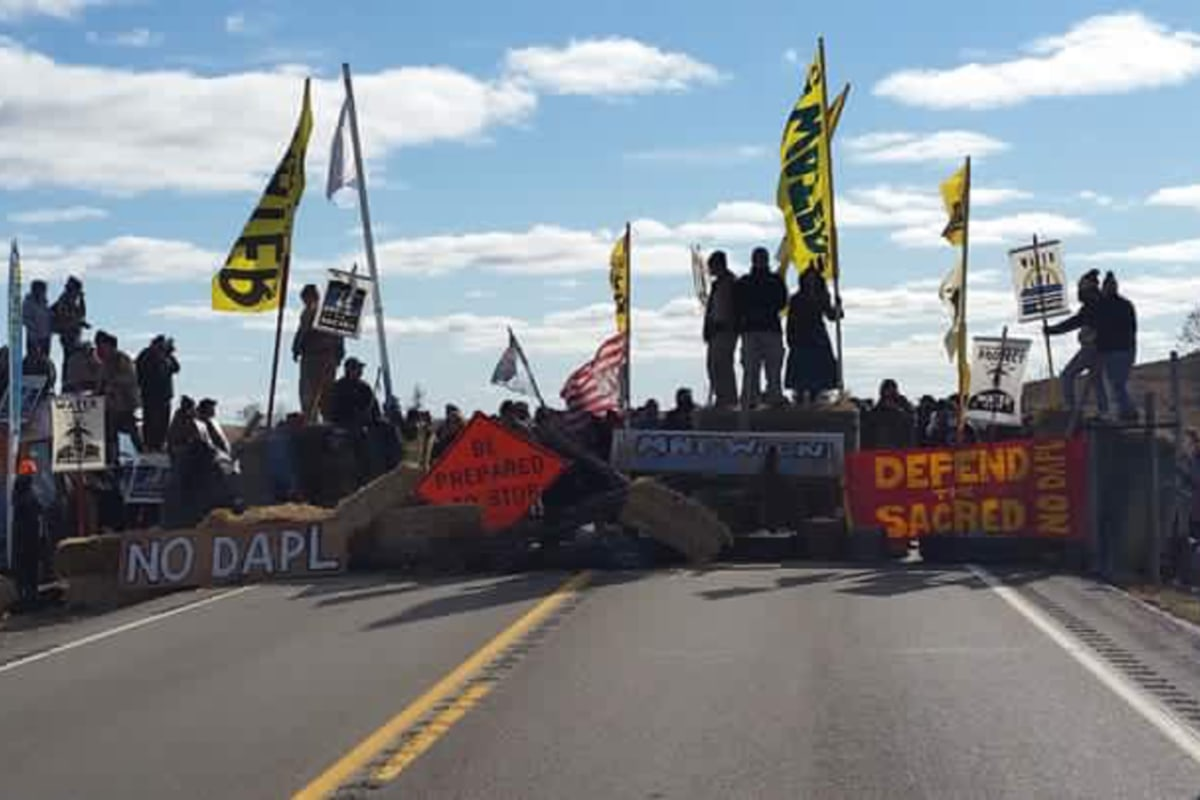 nbcnews.com - by - Standing Rock Sioux ask DOJ for help as Dakota Access Pipeline protests grow dire